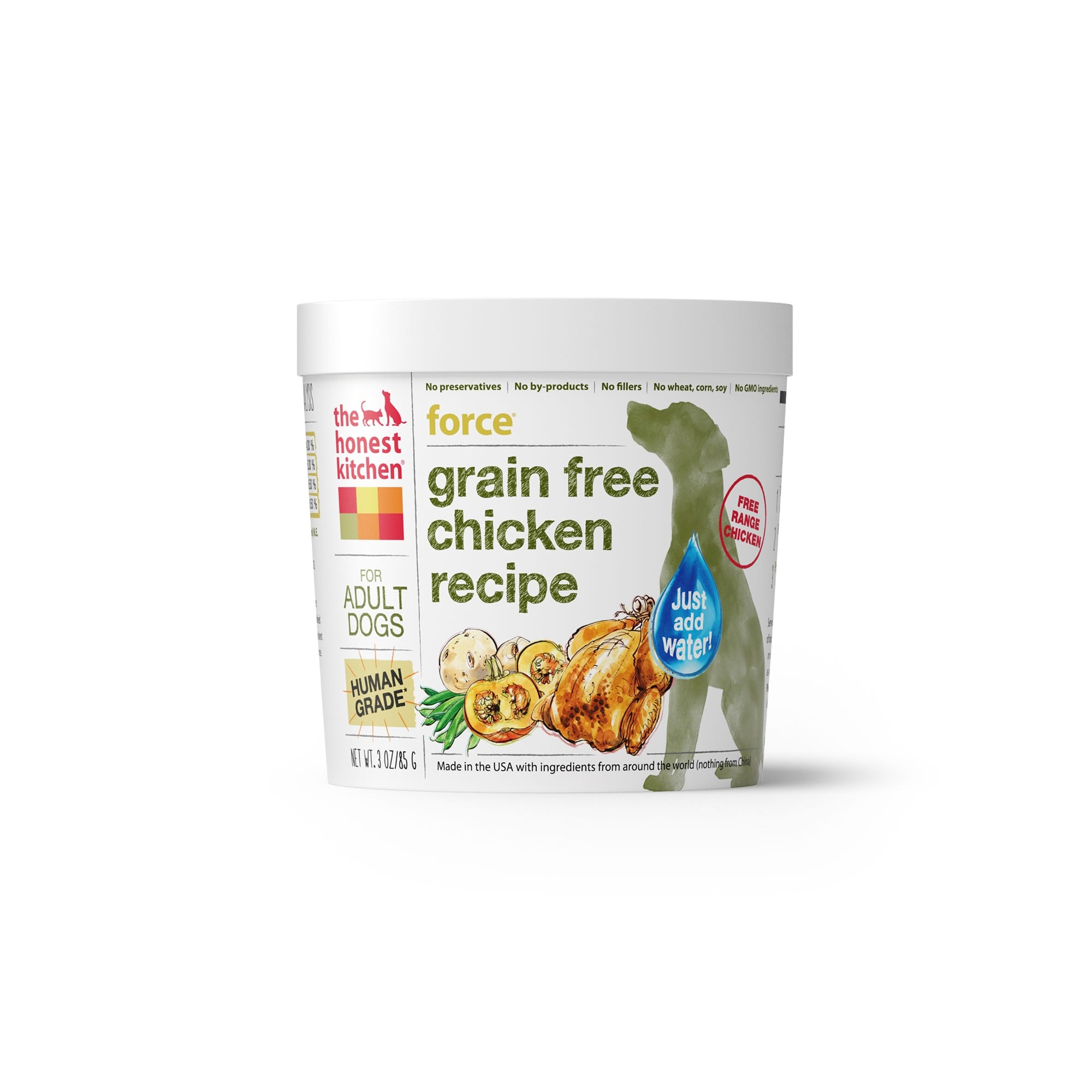 DEHYDRATED-GRAIN-FREE-CHICKEN-SINGLE-SERVE-CUP