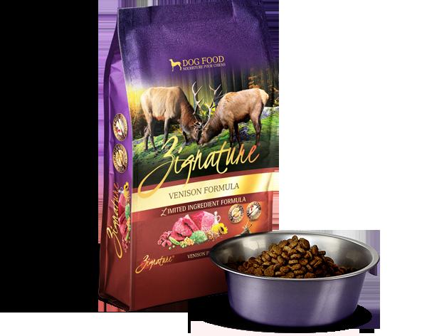 Zignature_Package_Food_Dry_Venison