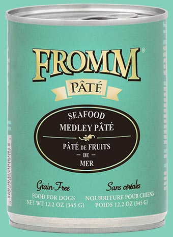 fromm-dog-can-seafood-medley