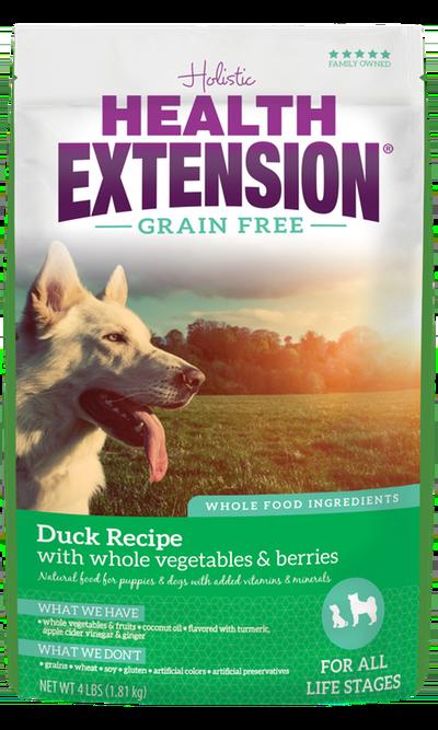 dry-Grain Free Duck Recipe