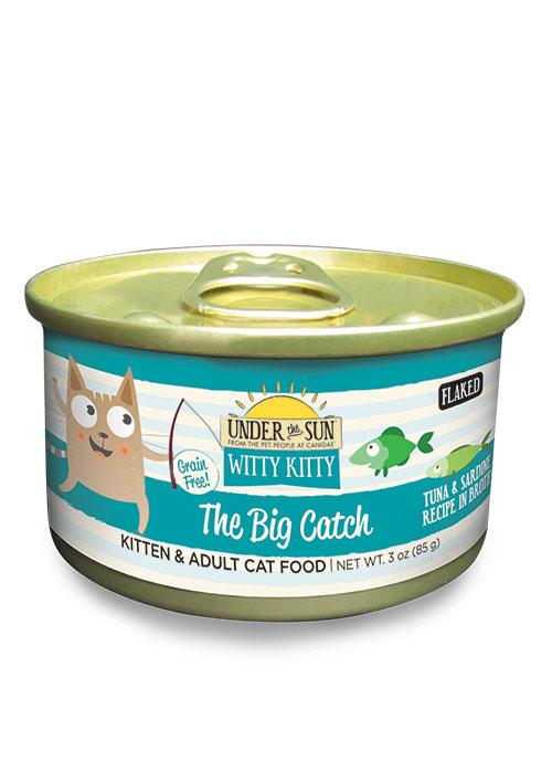 UTS-Witty-Kitty-3Ds-The-Big-Catch-Tuna